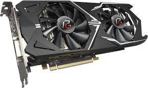 AMD Phantom Gaming D Radeon RX570 8G OC ASROK