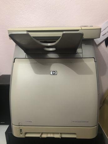 Impressora Multifunções HP Color LaserJet CM1015 MFP