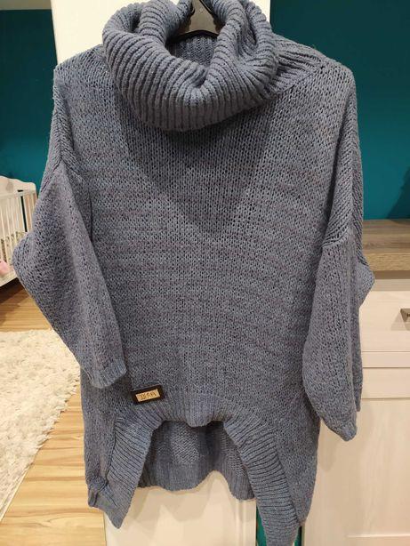 Sweter nietoperz golf r. Uniwersalny