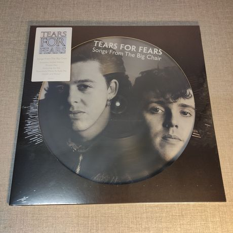 Tears For Fears : Songs From The Big Chair LP / Винил / VL