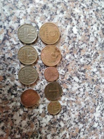 Продам монети або обміняю