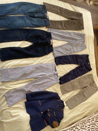 Предлагаю джинсы , брюки , слаксы и стильный пиджак к ним для мальчика