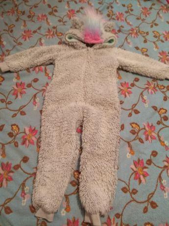 Пижама, единорожек , домашний костюм
