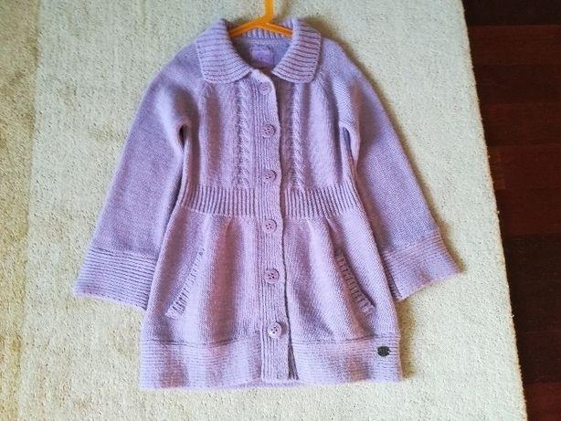 Sweter rozpinany firmy Mayoral na 128cm