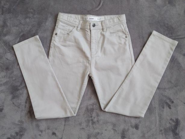 Spodnie 146 jeans dziewczęce DEMIN CO