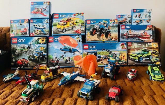 Lego City i Creator