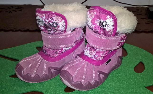 Buty Primigi - ciepłe - rozmiar 21