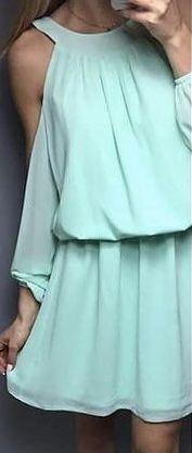 Sukienka Odkryte ramiona