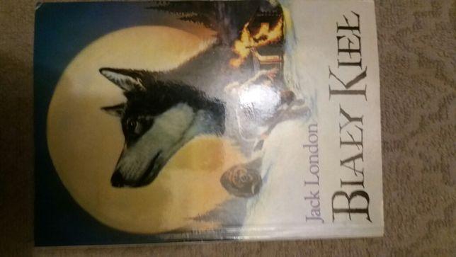 Książka Biały Kieł Jack London