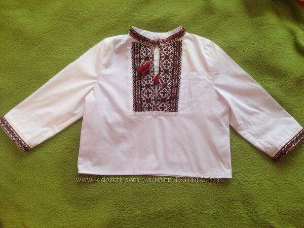 2 Вишиті сорочки для хлопчика