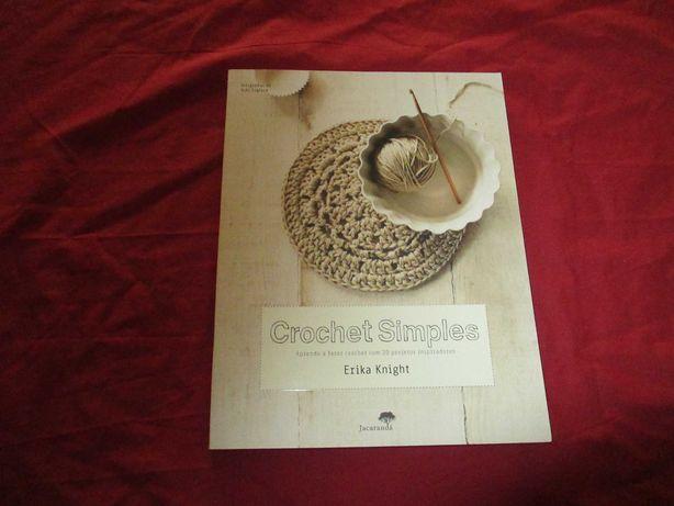 Crochet Simples ( 5€ Livro )