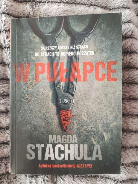Magda Stachula 'W pułapce'