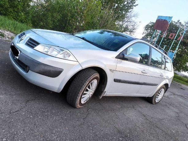 Продам Renault Megane 2 , расстаможен!