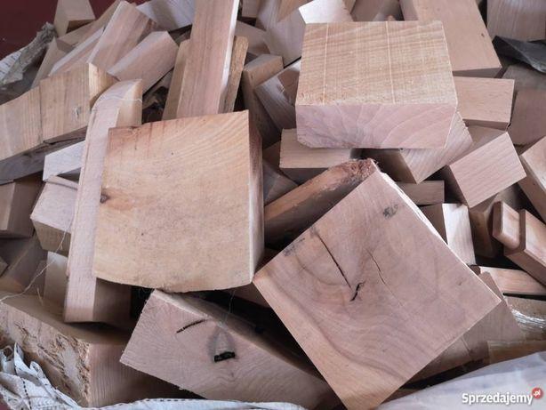 Drewno opałowe 13 zł duży worek ! 50l SUCHE Buk Kominkowe piece