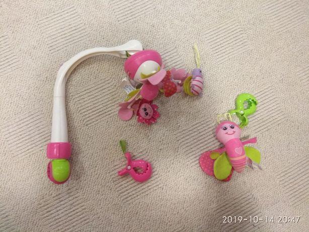 Мобиль Tony love+ игрушка на коляску