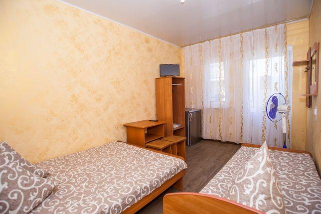 Комнаты, номера, отдых в Железном Порту