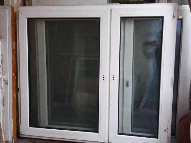 Okna używane z Niemiec 139x158