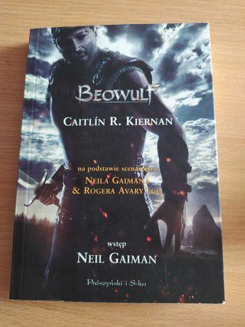BEOWULF C.R.Kiernan książka jak nowa