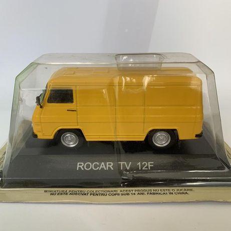 модель 1:43 Rocar TV 12F