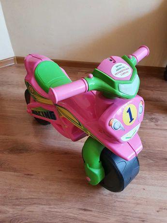 Детский музыкальный мотоцикл, Толокар