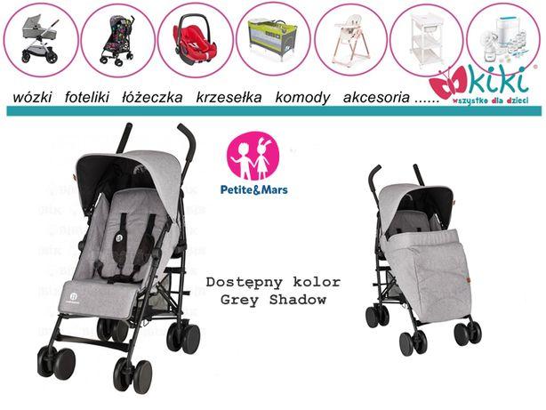 Wózek spacerowy dla dziecka Petite&Mars Musca