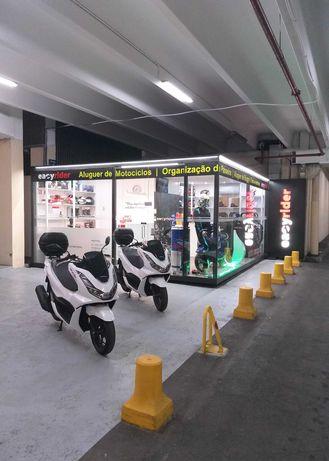Aluguer de Scooters Honda PCX 125 Uber Eats/Glovo