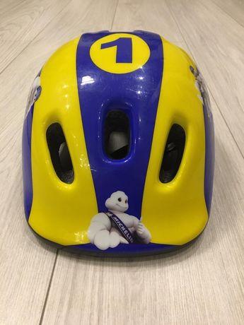Kask rowerowy Michelin rozm. 52-56 cm.