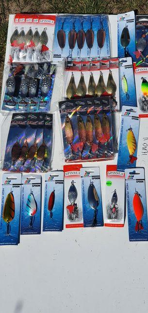 Блесна рыболовная