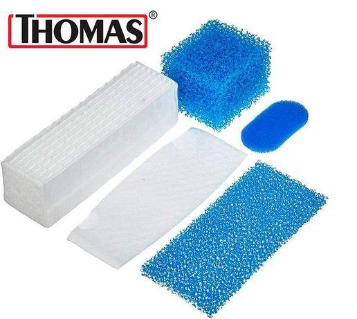 Комплект фильтров для пылесосов THOMAS Twin 5 шт 787203 не оригинал