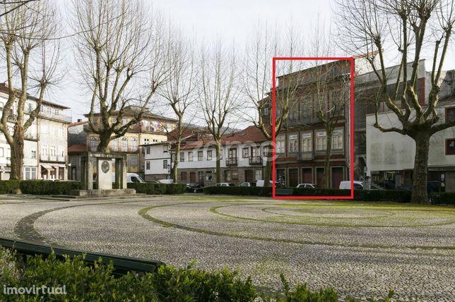 Prédio centro histórico de Guimarães