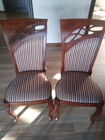 Krzesła klasyczne 10 szt ludwiki