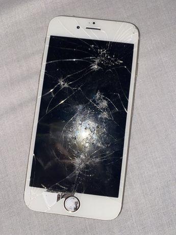 iPhone 6 / gold / złoty / 16 GB / stan jak na zdjęciach