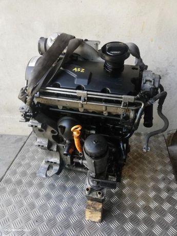 Motor Volkswagen 1.9 Tdi PD 130cv  ref: ASZ (Golf, A3, Leon, etc)