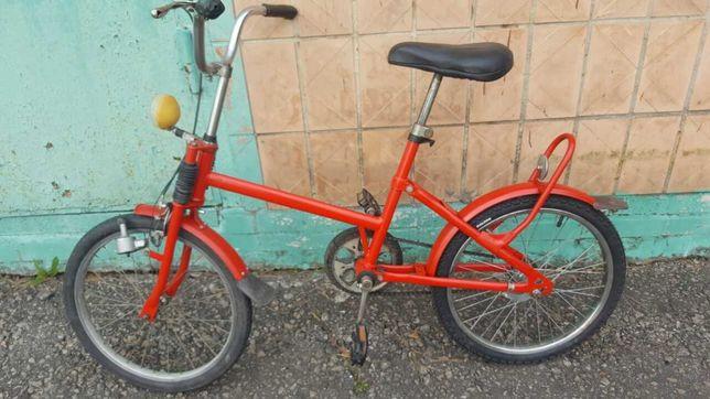 Продам велосипед тиса 20''.