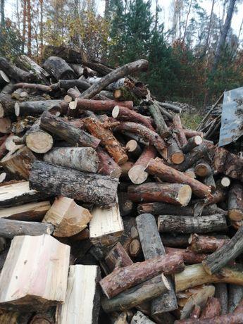 Drewno opałowe kominkowe suche sezonowane