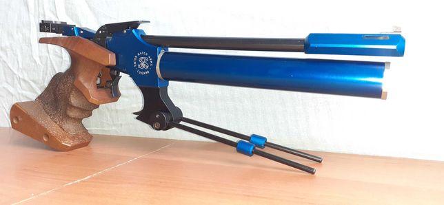 Pistolet wyczynowy SAM K11