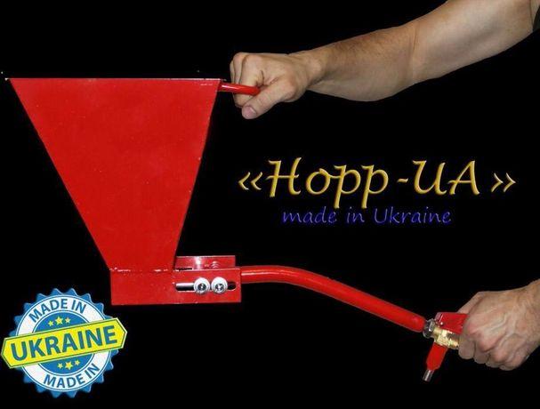 """""""Hopp-UA"""" Штукатурный ковш Хоппер. Штукатурная лопата Хопер"""