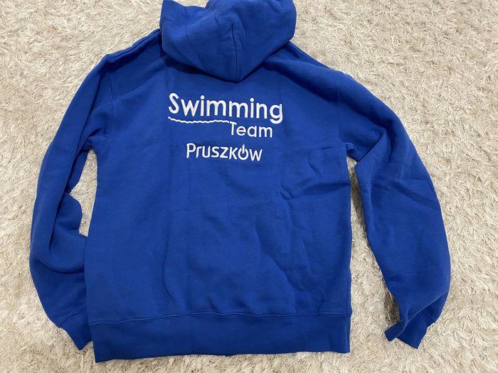 Bluza klubowa UKS Swimming Team Pruszków rozmiar S Pruszków - image 1