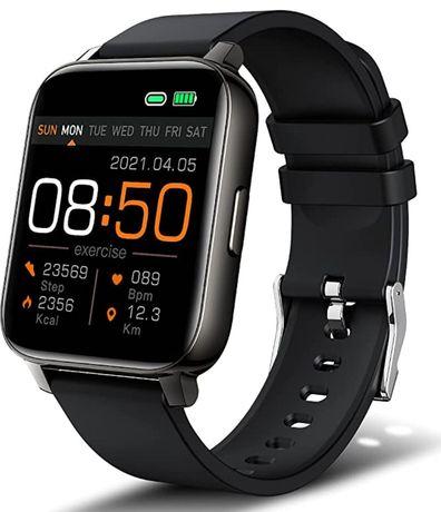 """Smartwatch, ecrã de 1,69"""", relógio inteligente,"""