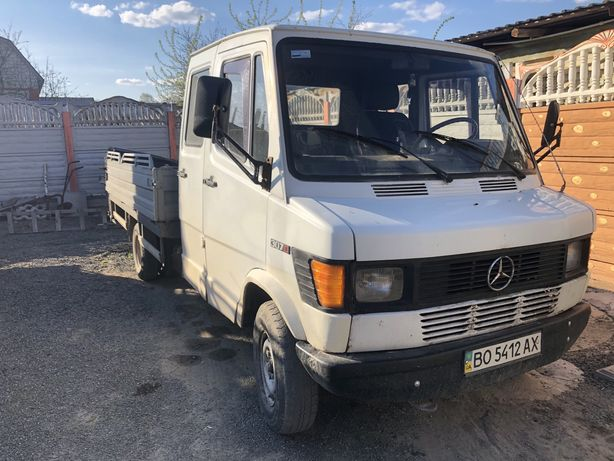 Продам Mercedes-benz 307D,   2.4 дизель, мотол зроблений.