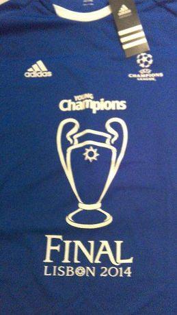 Camisola Adidas - Champions LISBON 2014
