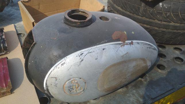 bak zbiornik paliwa shl m11 , prosty nie pogięty