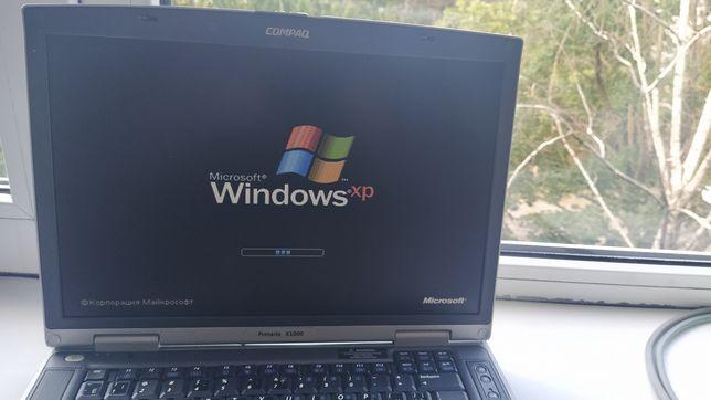 Ноутбук Presario X1000