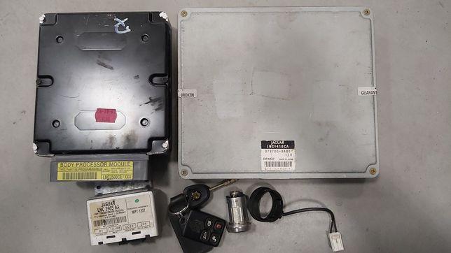 Zestaw startowy, komputer Jaguar XK8 LNC1410CA.