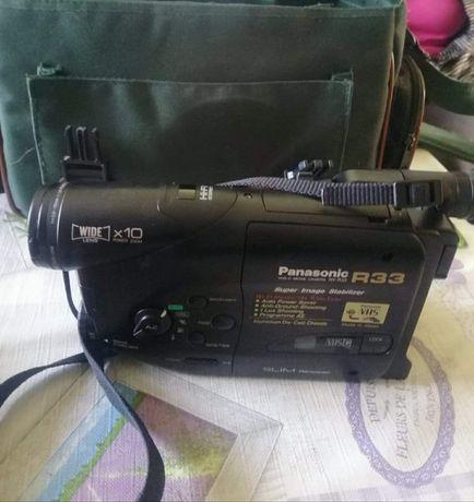 Kamera Panasonic VHS NV - R33
