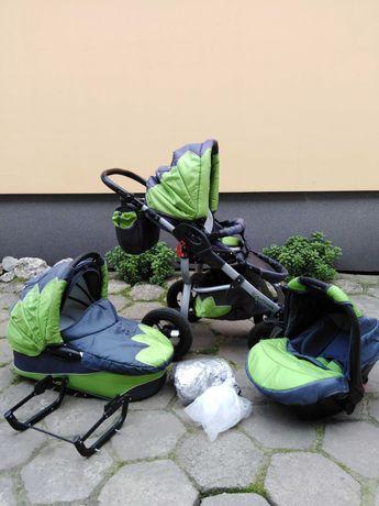Wózek Taco Mohican 3w1
