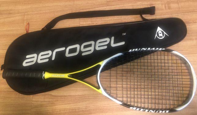 Продам ракетку для сквоша Dunlop Aerogel.