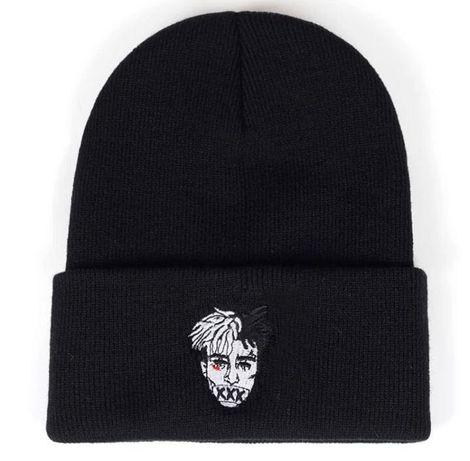 Крутая шапка XXXtentacion . Новая ( США )