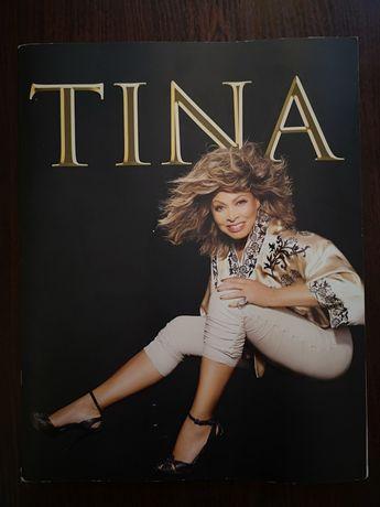 Tina Turner tour book- koncertowy album z okazji trasy 2008/2009