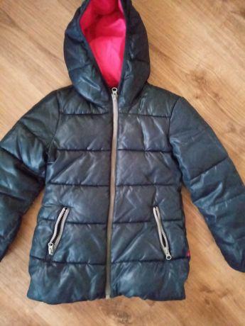 Куртка benetton для дівчинки